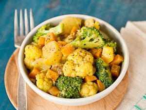 Curried Root Vegetables