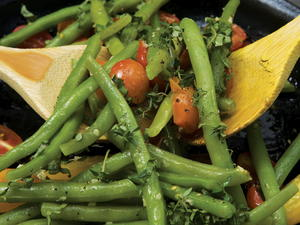 Green Beans Provencale
