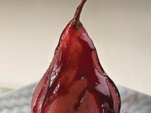 Simple Poached Pears