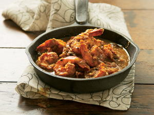 Tamarind Shrimp Curry