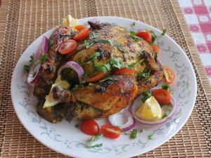 Herb and Spice Roasted Chicken