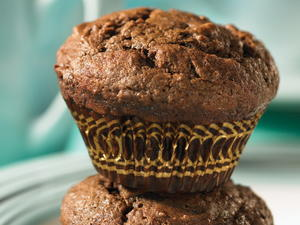 Italian Chocolate Surprise Muffins