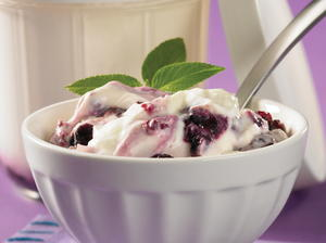 Fruit-Bottom Yogurt