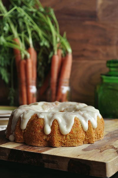Picture Perfect Carrot Bundt Cake