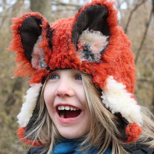 Zany Fox Hat Pattern