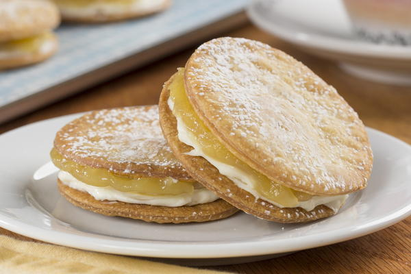 Lemon Tart Cookies