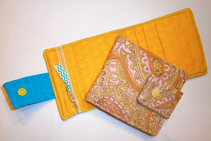 Fat Quarter Wallet Pattern