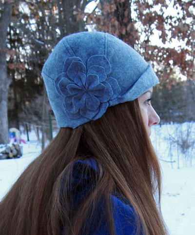 a9106255e23 1920s Cloche Hat Pattern