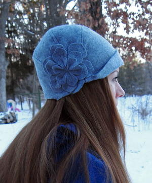 1920s Cloche Hat Pattern