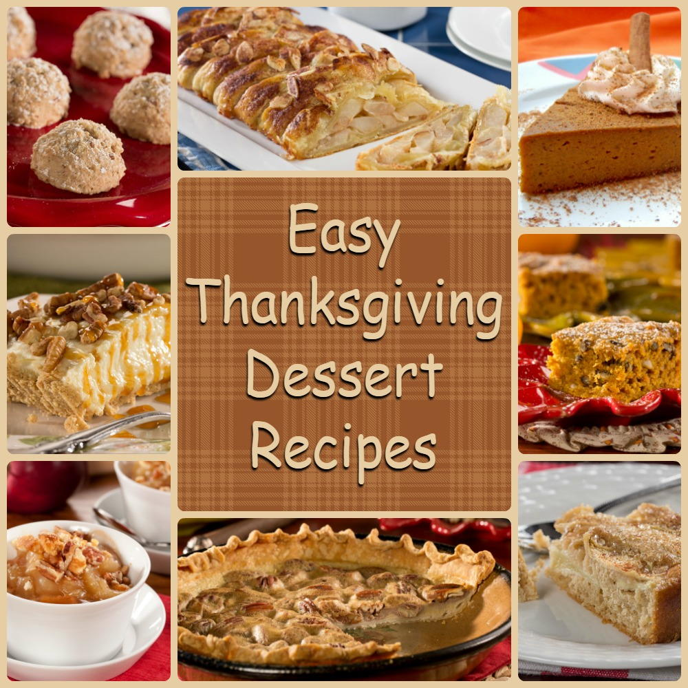 diabetic thanksgiving desserts 8 easy thanksgiving dessert recipes to a crowd
