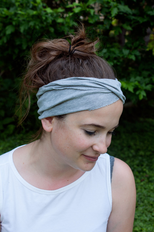 Twisted Yoga Headband