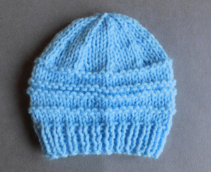 Spring Day Baby Hat