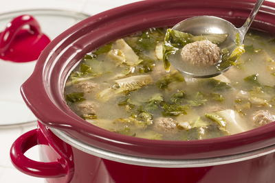 Mama Marie's Wedding Soup