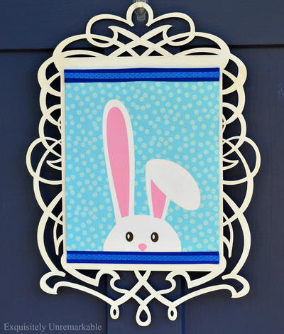 Gift Bag Easter Sign