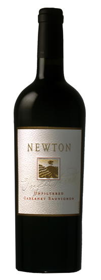 Newton Vineyard Unfiltered Cabernet Sauvignon 2013