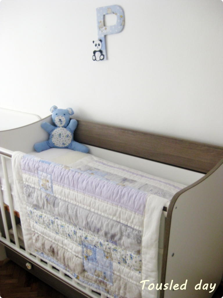 Cute Baby Boy Quilt Allfreesewing Com