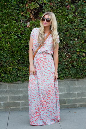 Side Slit DIY Maxi Dress