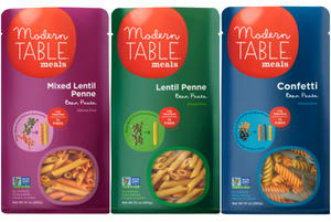 Modern Table Meals Bean Pasta