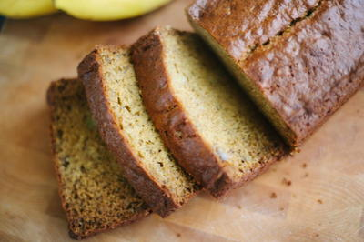 The Best Brown Butter Banana Bread