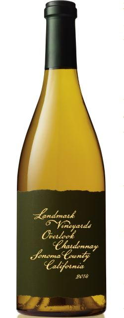 Landmark Overlook Chardonnay 2014