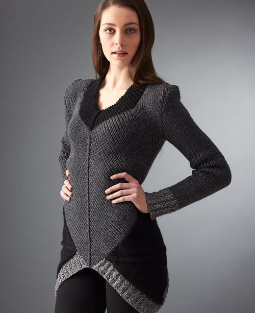 District 12 Sweater Pattern