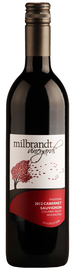 Milbrandt Vineyards Traditions Cabernet Sauvignon 2012