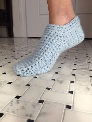 22 Free Crochet Slipper Patterns Favecrafts Com