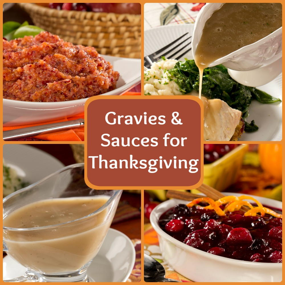 Healthy Thanksgiving Recipes: Turkey Gravy Recipes And