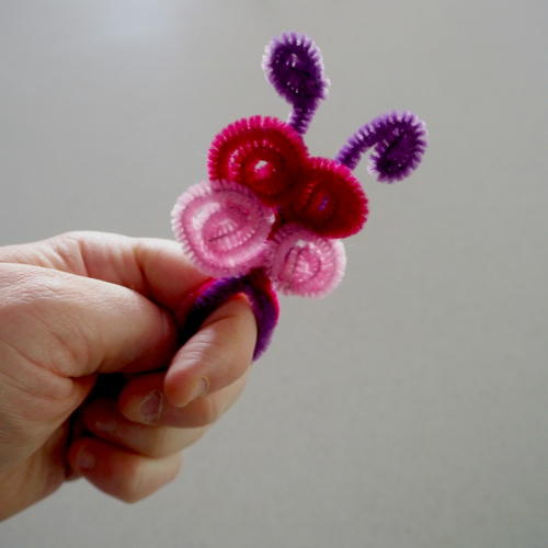 Butterfly Pipe Cleaner Crafts