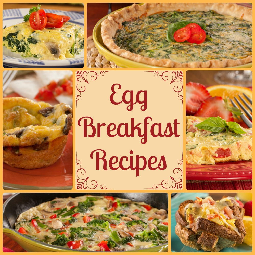 Diabetic Egg Breakfast Recipes