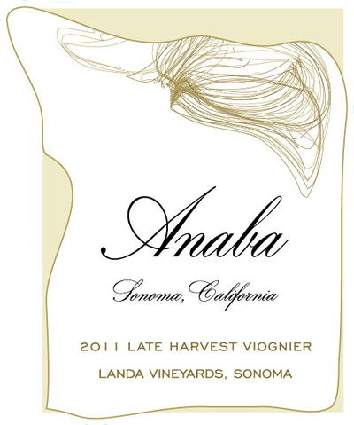 Anaba Late Harvest Viognier 2011