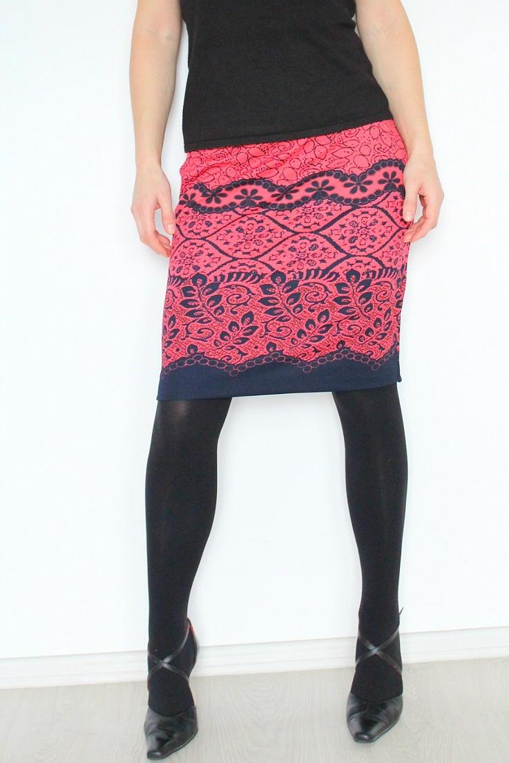 Easy Women S Skirt Tutorial Allfreesewing Com
