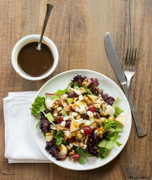 California Pizza Kitchen Copycat Waldorf Salad