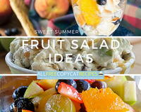 Sweet Summer Fruit Salad Ideas: 21 Easy Fruit Salad Recipes