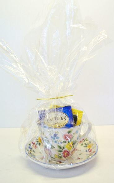 Cute-Tea Cup Party Favor