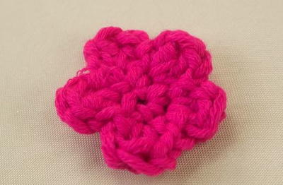How to Crochet Flowers Video