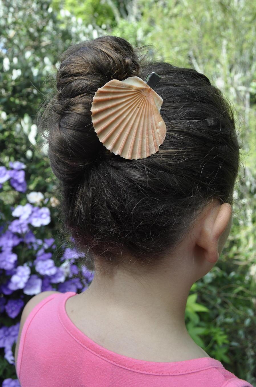 Mermaid Inspired Diy Hair Accessories Allfreekidscrafts Com