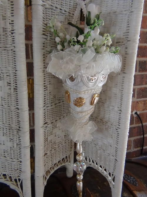Vintage Wedding DIY Tussie Mussie