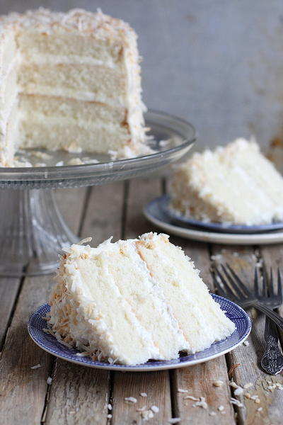 Southern Coconut Lovers Cake