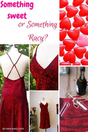 Scarlet O'Hara Inspired Dress Pattern