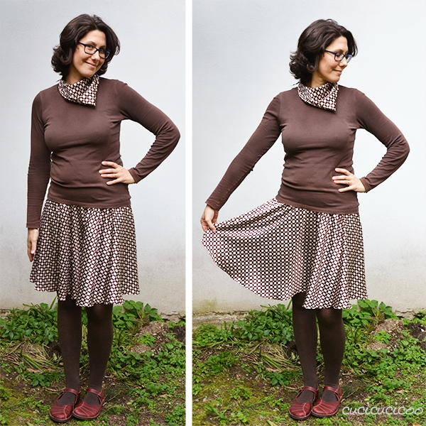 The Ultimate Circle Skirt Tutorial