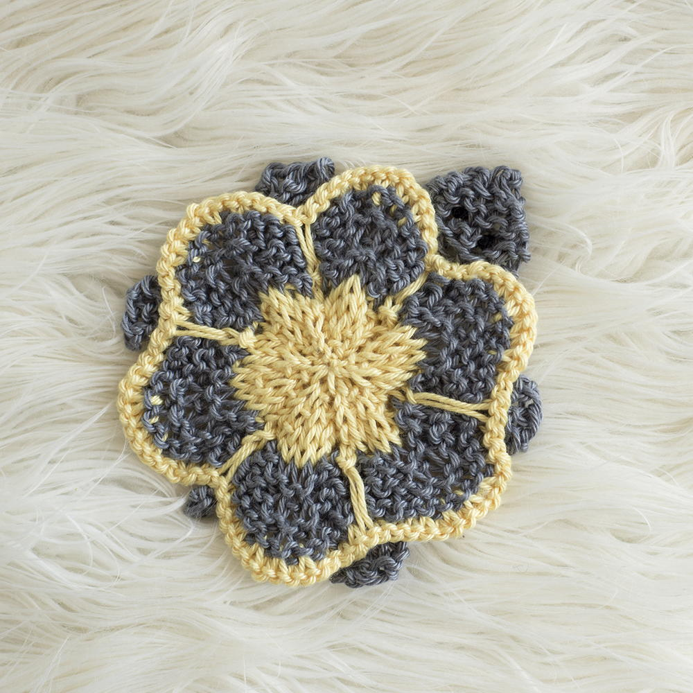 Cute turtle coaster knitting pattern for Fave crafts knitting patterns