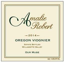 Amalie Robert Our Muse Viognier 2014