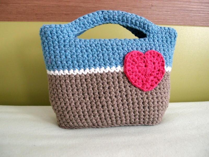 Free Crochet Wedding Bag Pattern Pakbit For