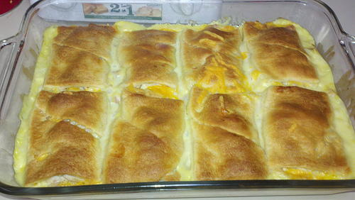 Breakfast Casserole Recipes With Crescent Rolls