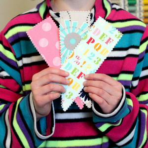 5-Minute DIY Bookmarks