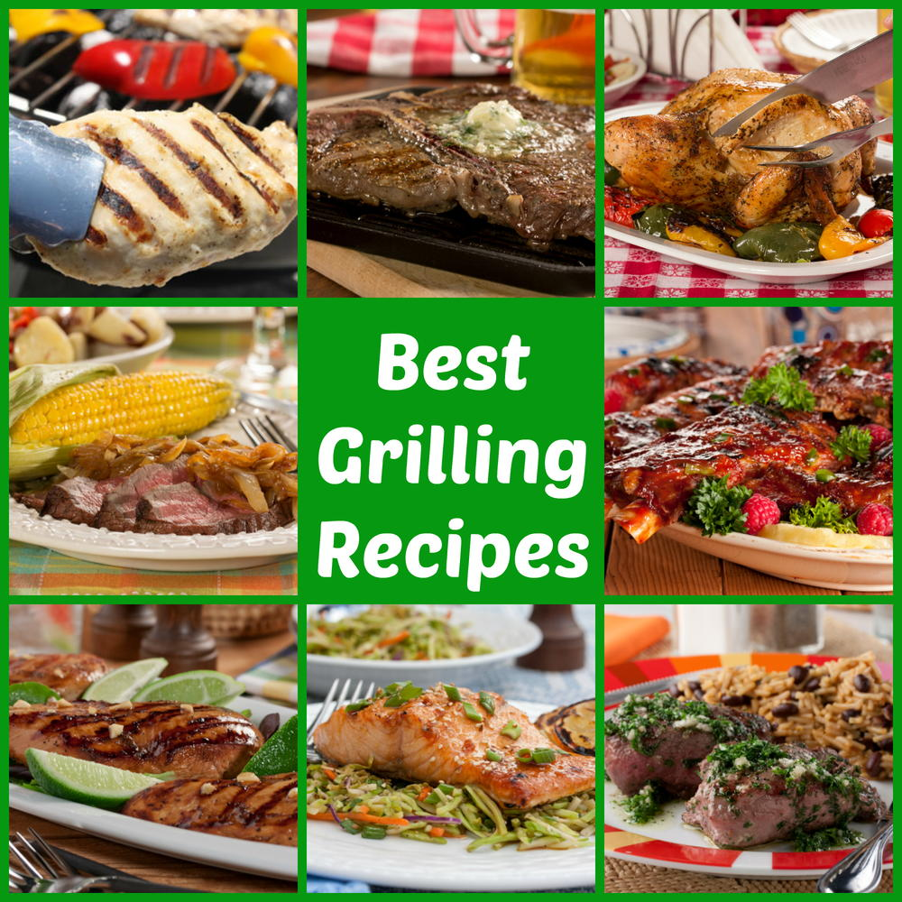 Mr. Food's 24 Best Grilling Recipes