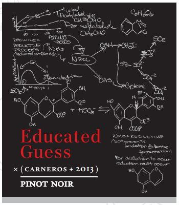 Roots Run Deep Educated Guess Pinot Noir 2013