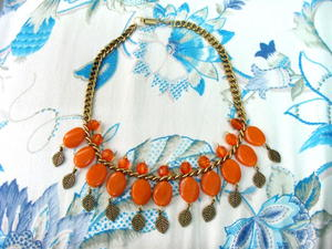 Boho Sunset DIY Necklace