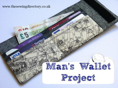 Mens Wallet Project